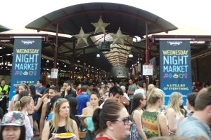 Summer is coming… É tempo de Night Market em Melbourne.