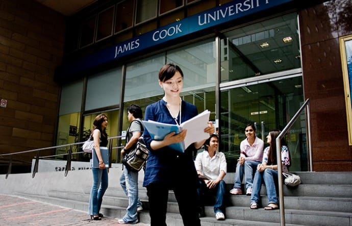 James Cook University – Brisbane