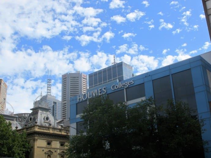 Oxford House College – Melbourne