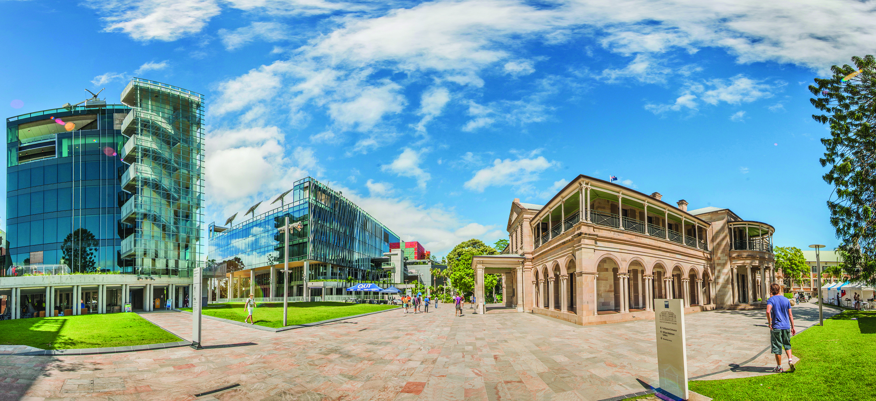 QUT – Queensland University Of Tecnology – Brisbane
