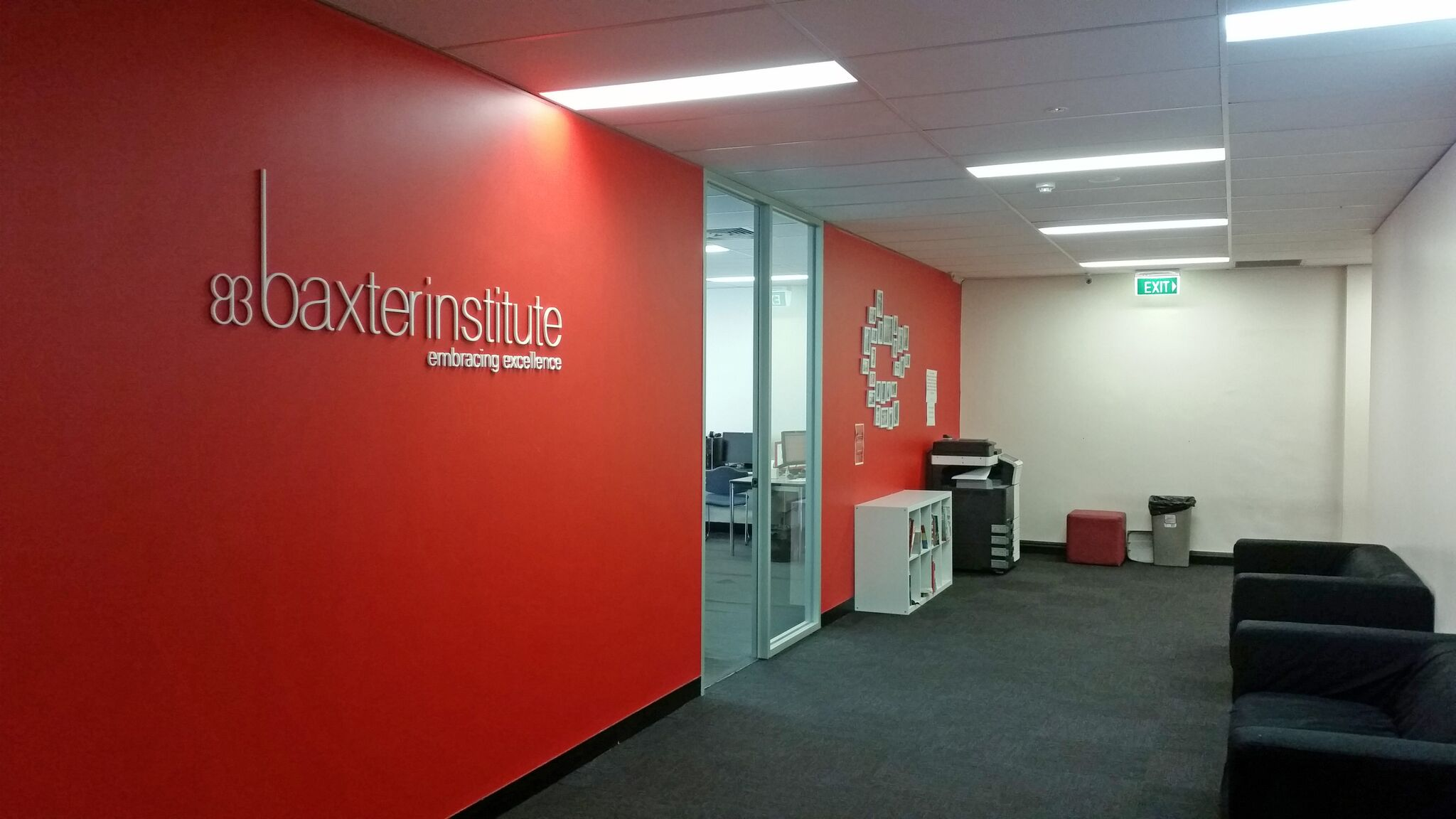 Baxter Institute – Melbourne