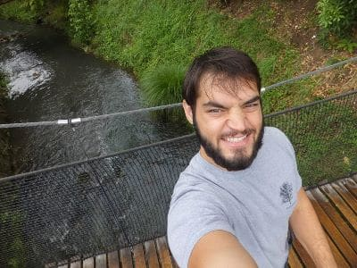 Guilherme Sansigolo Andrello - intercâmbio Austrália | Australian Centre