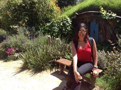 Rafaela Lopes Soares - intercâmbio Austrália | Australian Centre