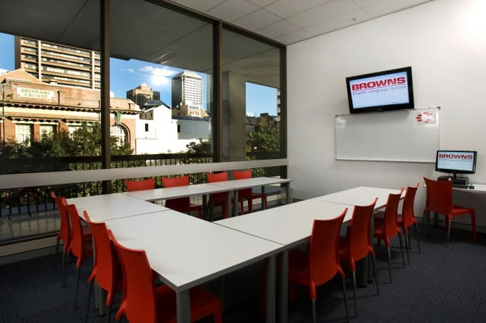 Browns English Language School – Brisbane