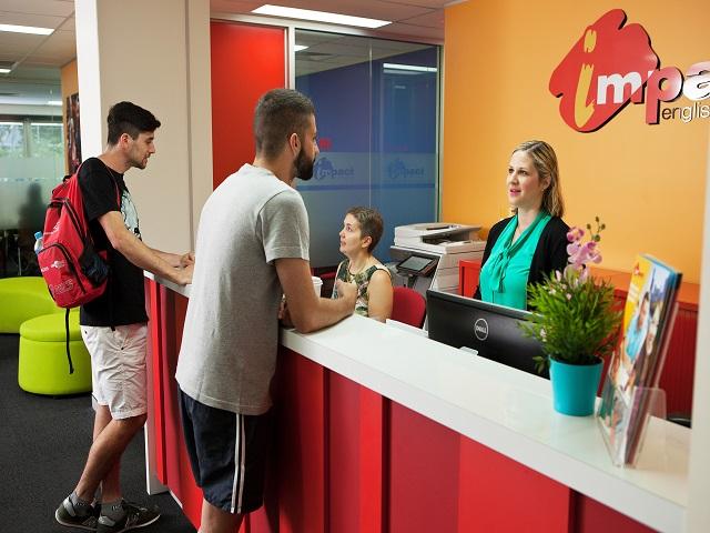 Impact English College – Brisbane