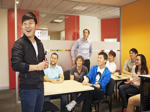 Impact English College – Melbourne