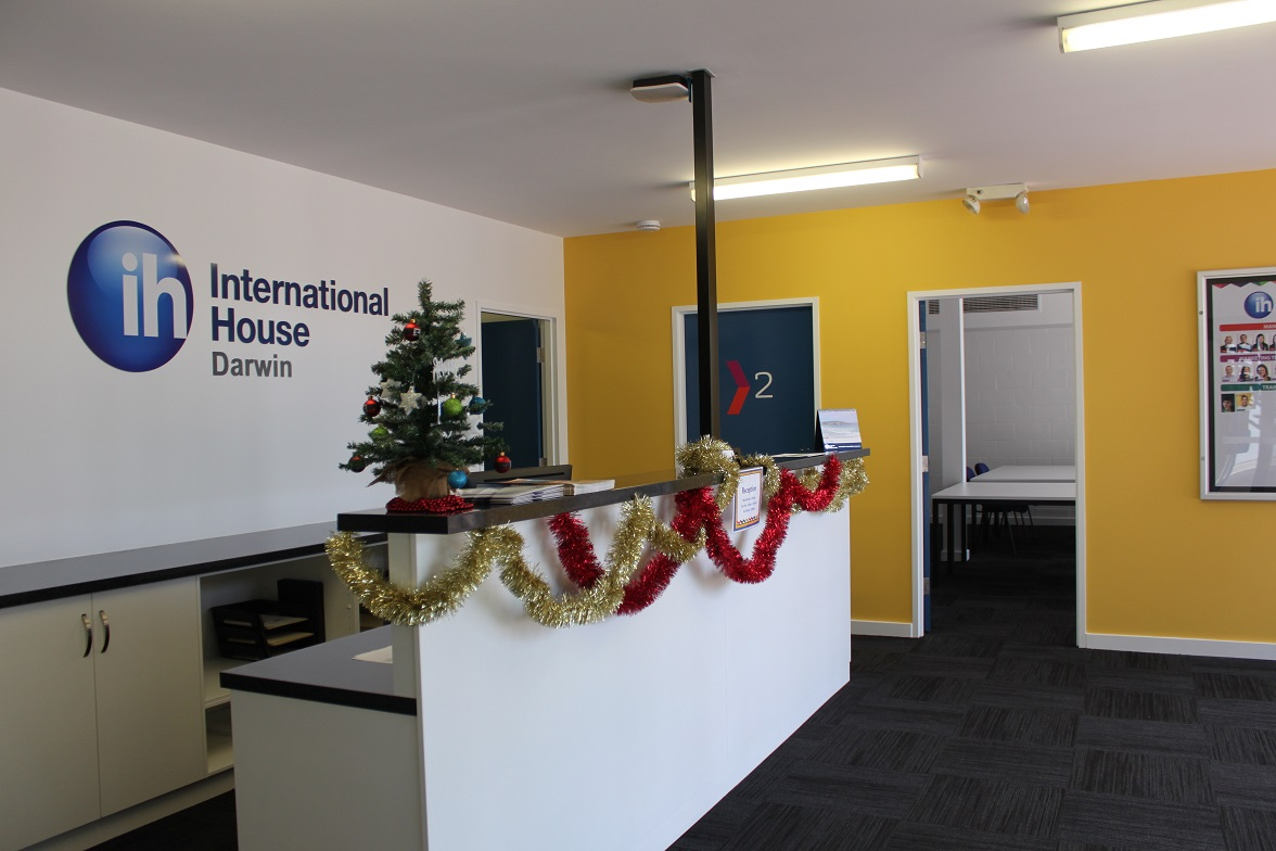 International House – Darwin