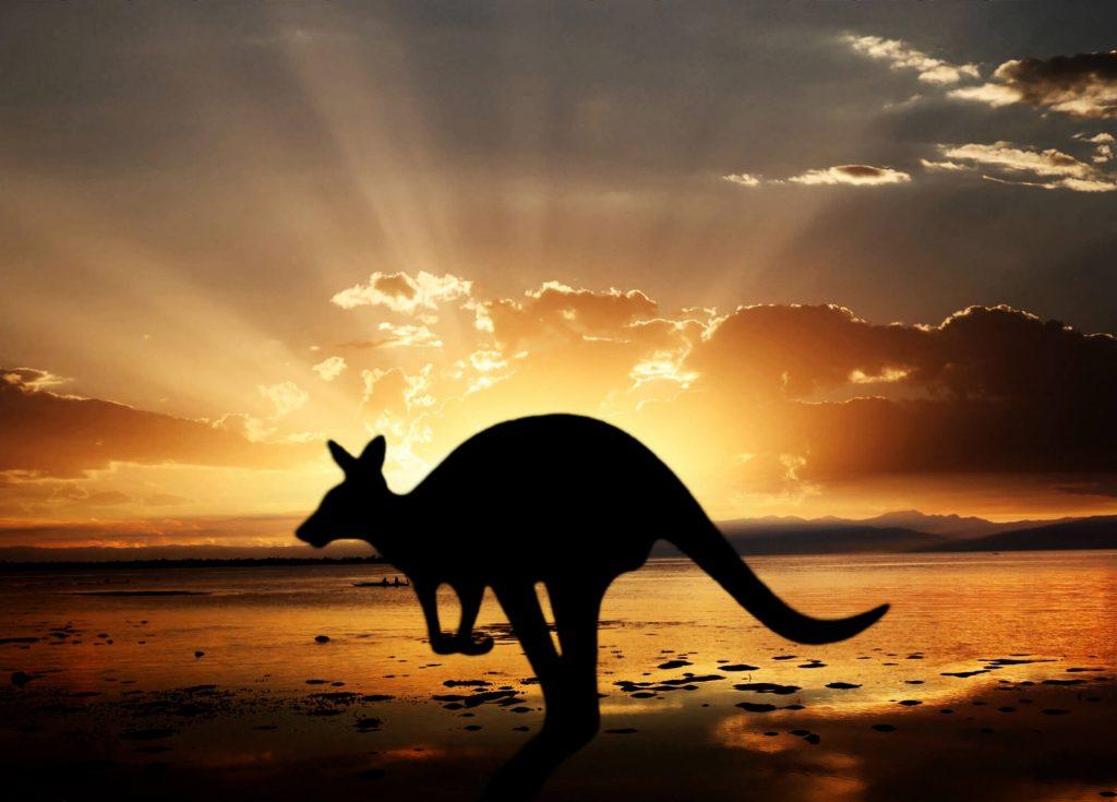 Próximo destino: Austrália
