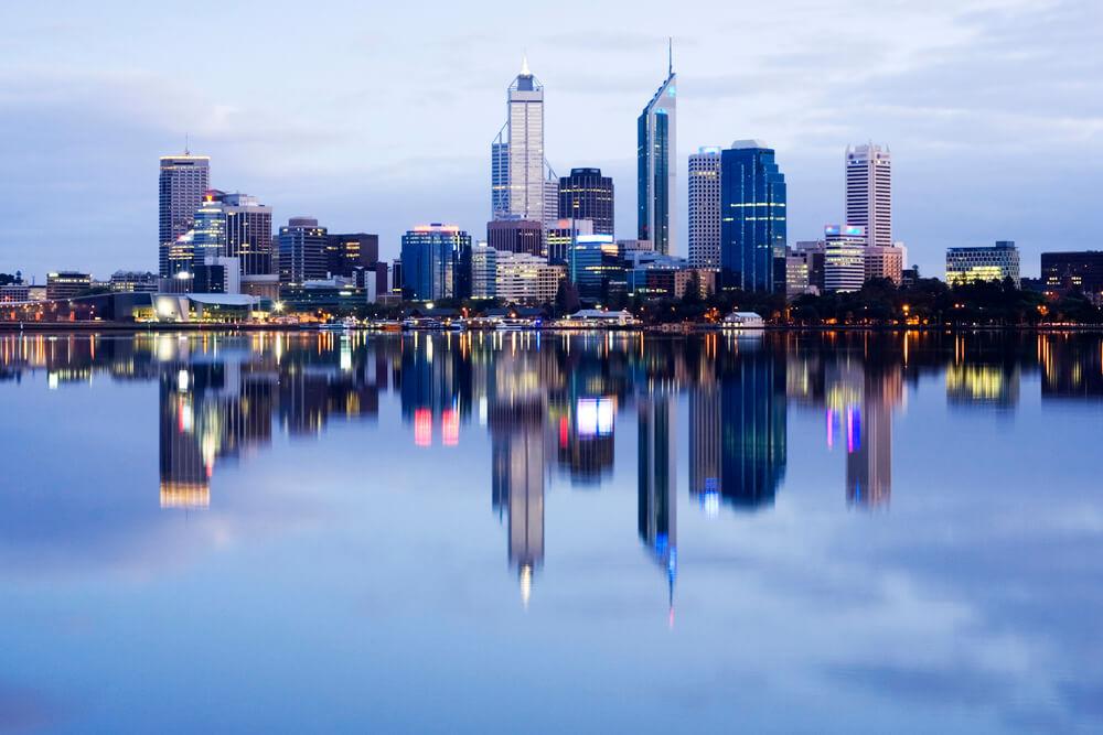 Perth na Austrália