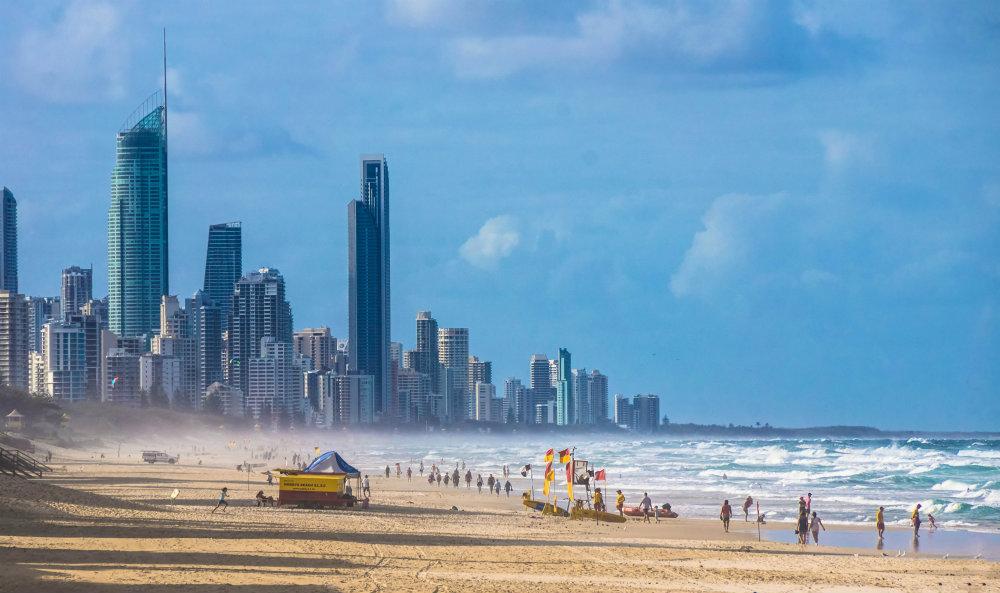 Morar em Gold Coast
