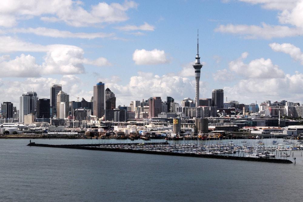 Auckland na Nova Zelândia