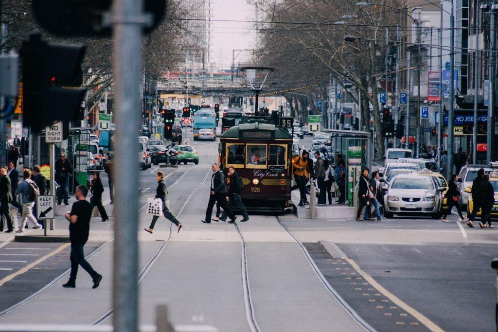 custo de vida em Melbourne