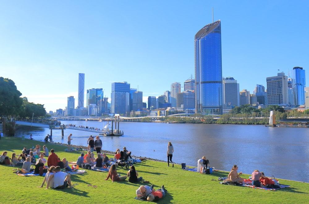 Perth ou Brisbane