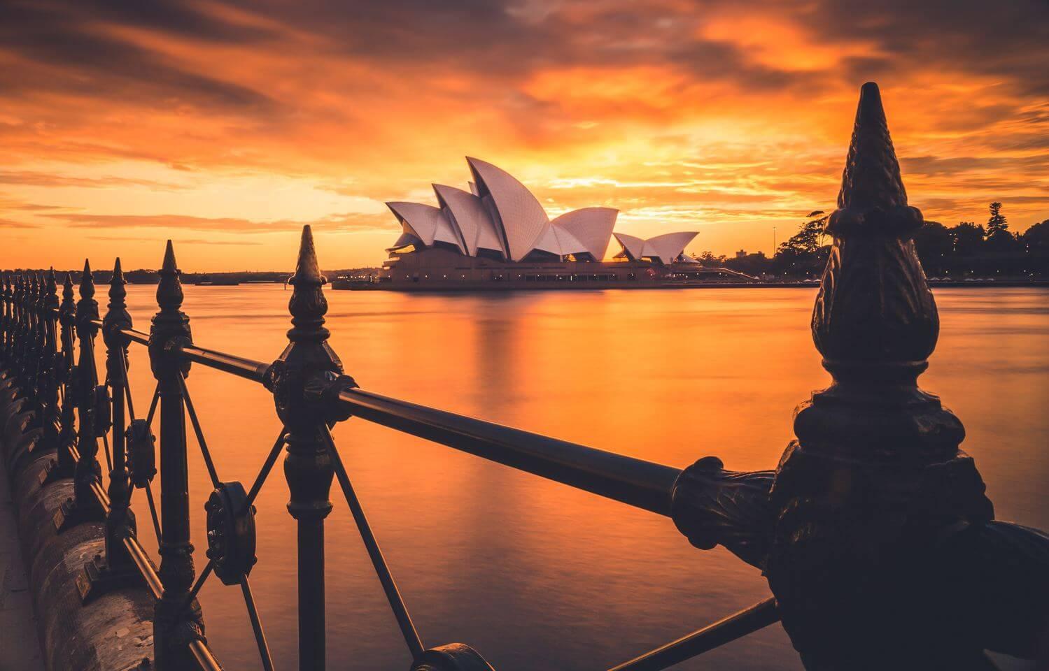 Cidades da Austrália