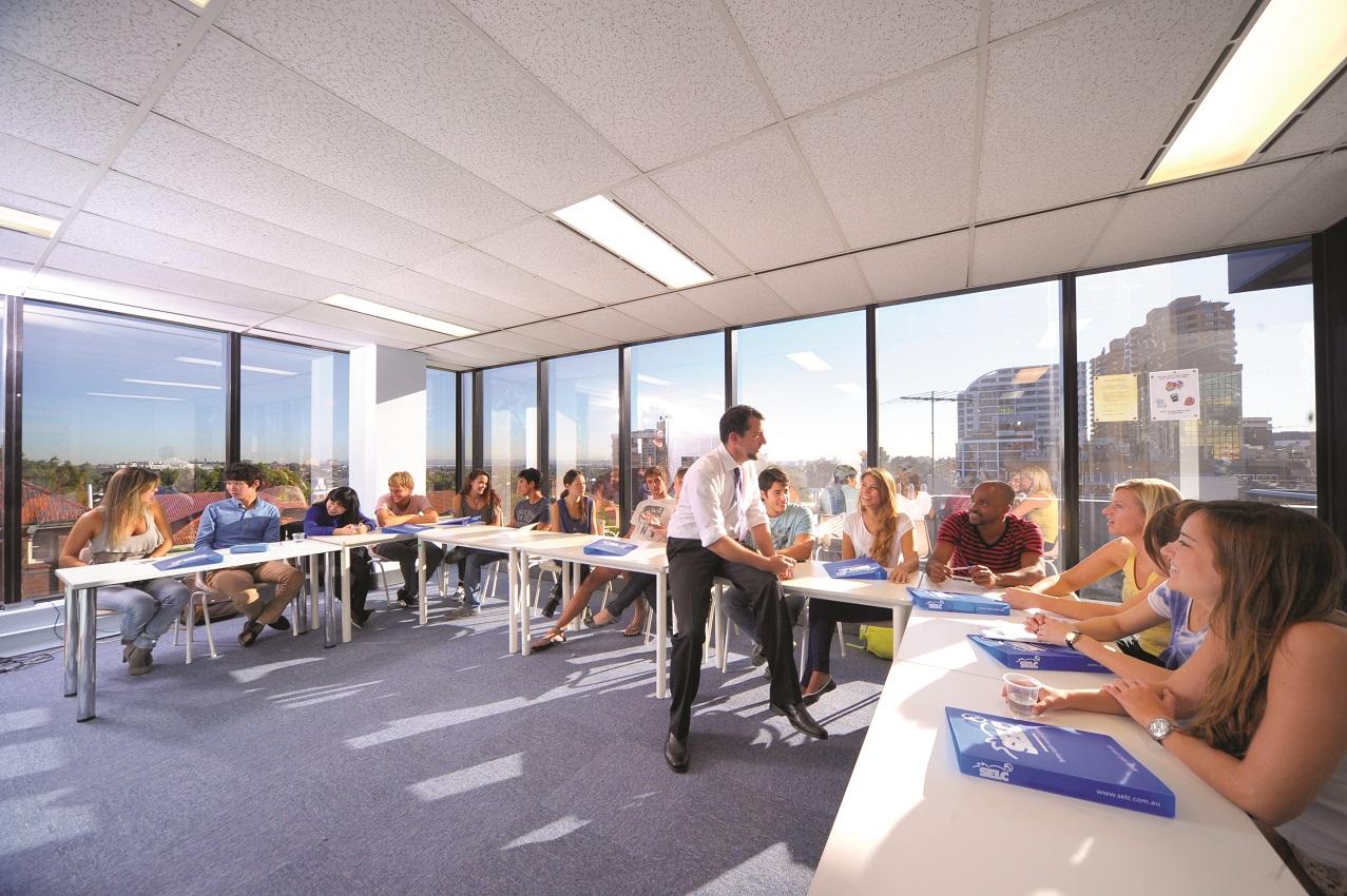 SELC – Sydney English Language Centre Bondi
