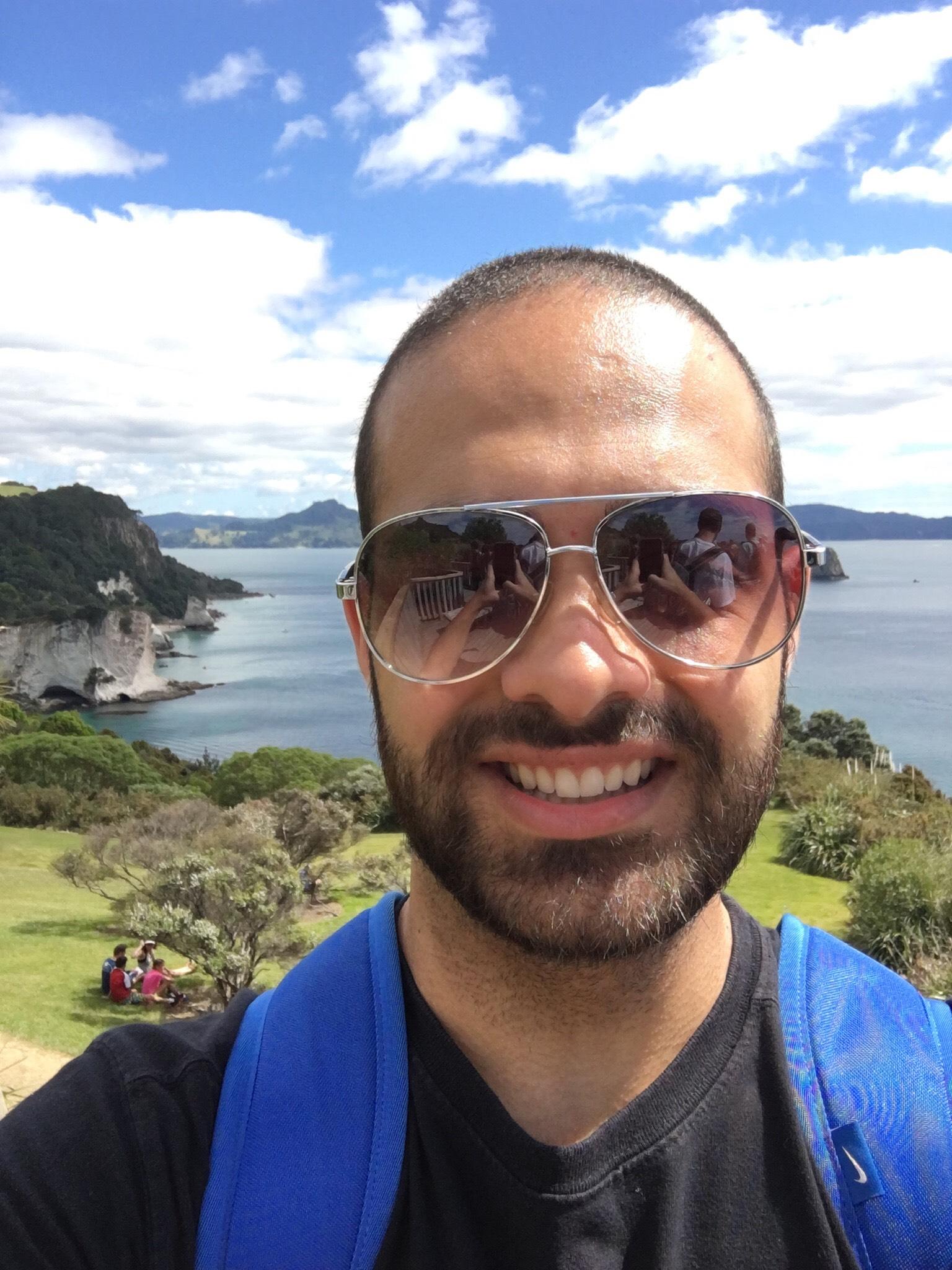 Lucas Gomes dos Santos - intercâmbio Austrália | Australian Centre