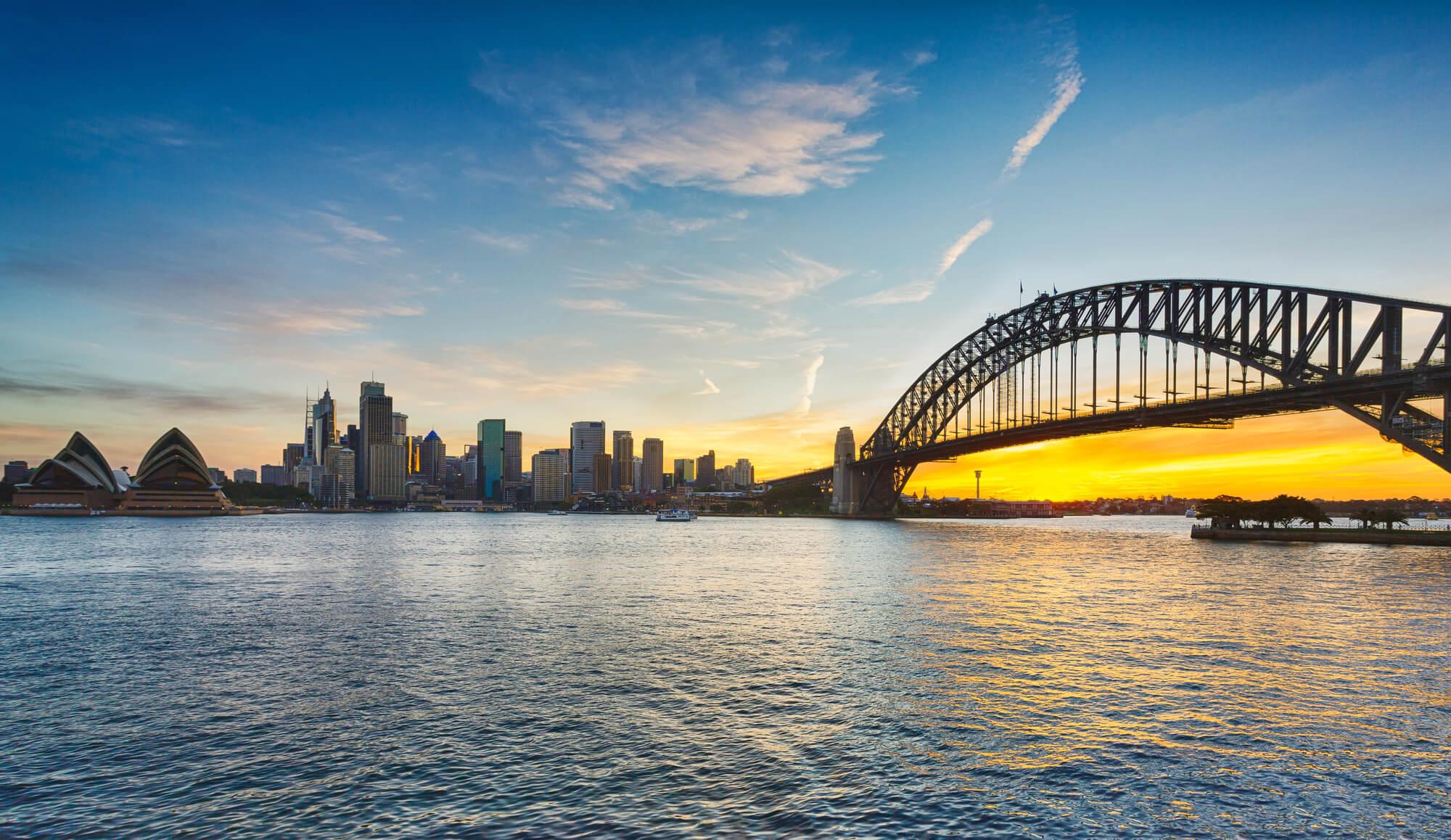 Sydney ou Perth