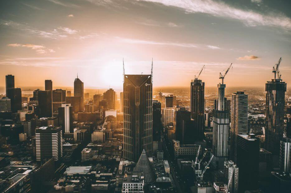 cidades para trabalhar na Austrália