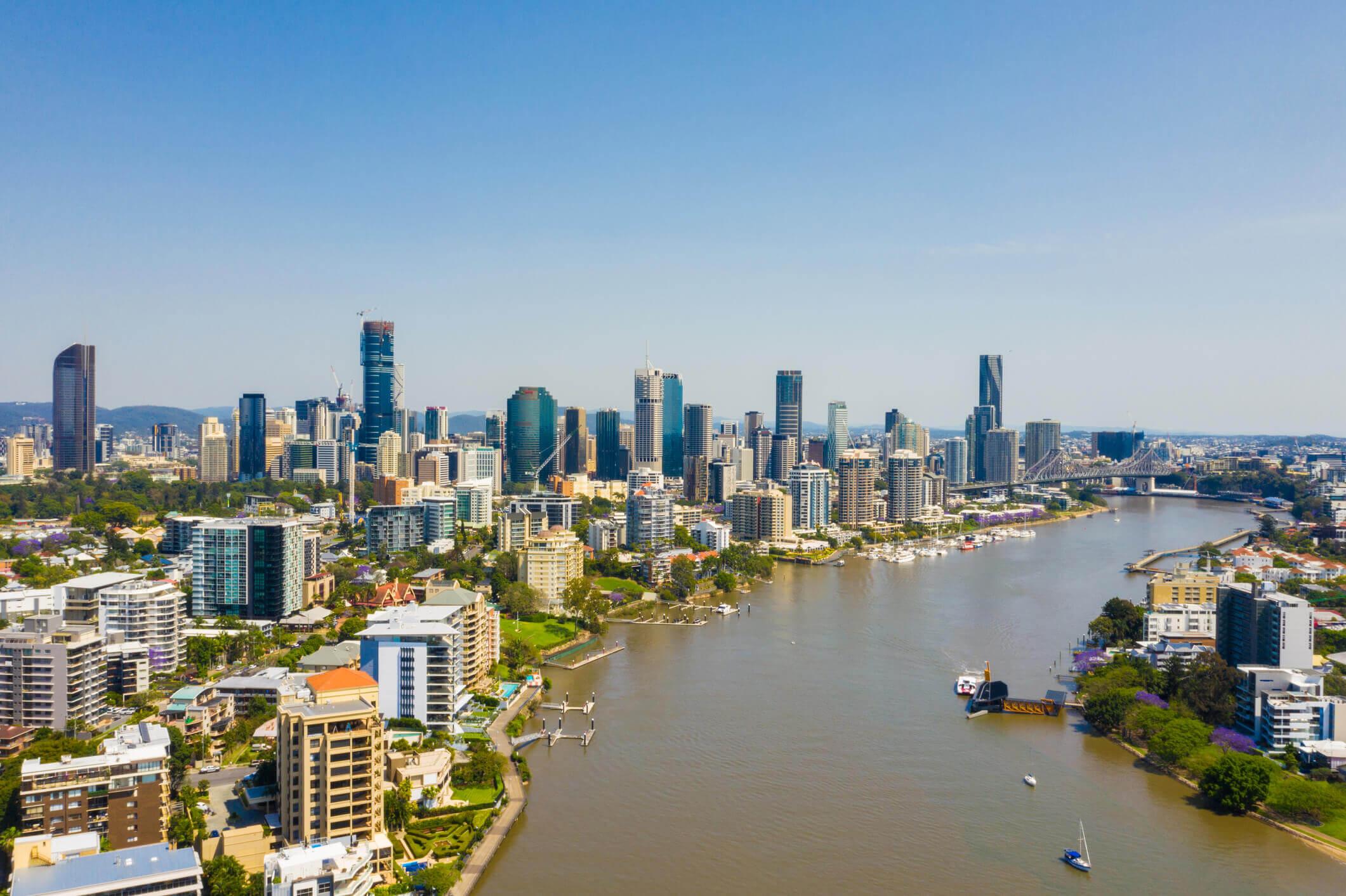 Brisbane x Gold Coast