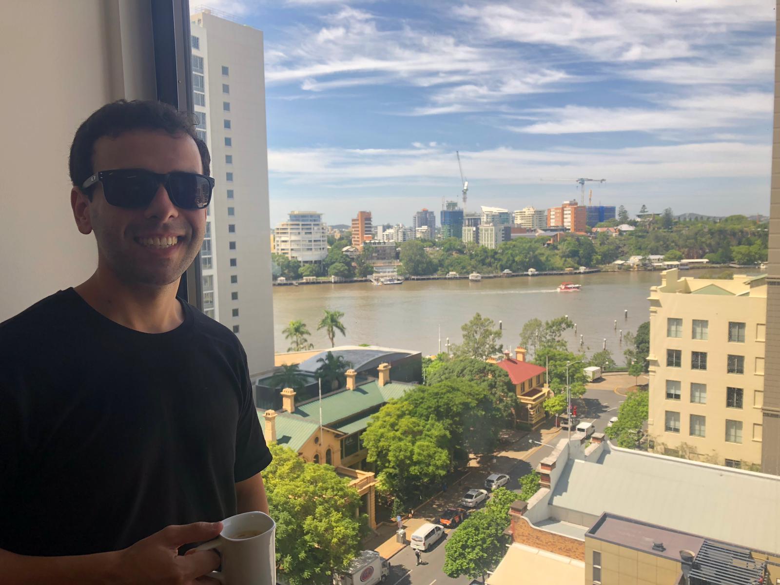 Emilio Migliano - intercâmbio Austrália | Australian Centre