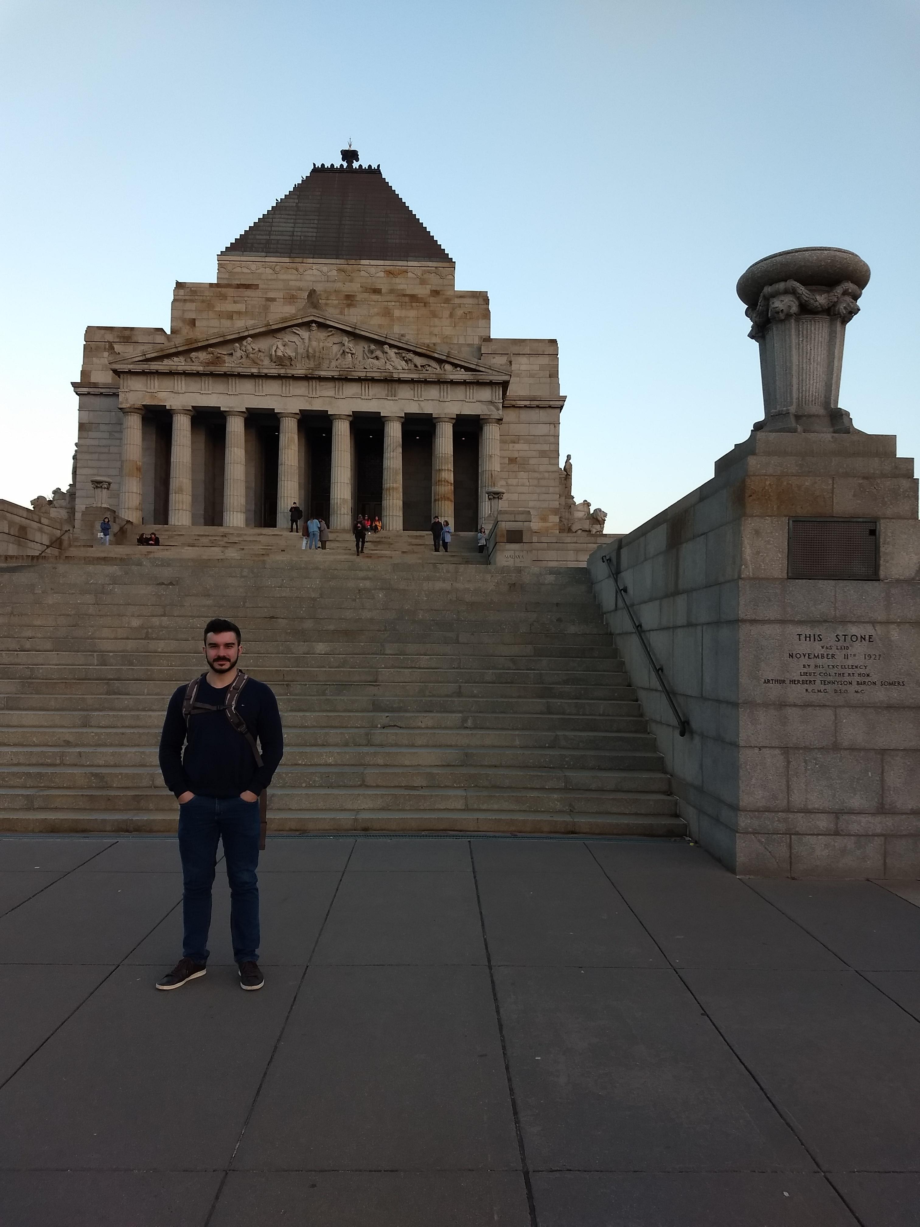 Andre Lopes de Araujo - intercâmbio Austrália | Australian Centre