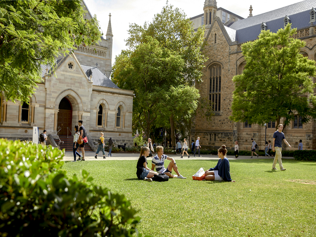 The University of Adelaide – Adelaide