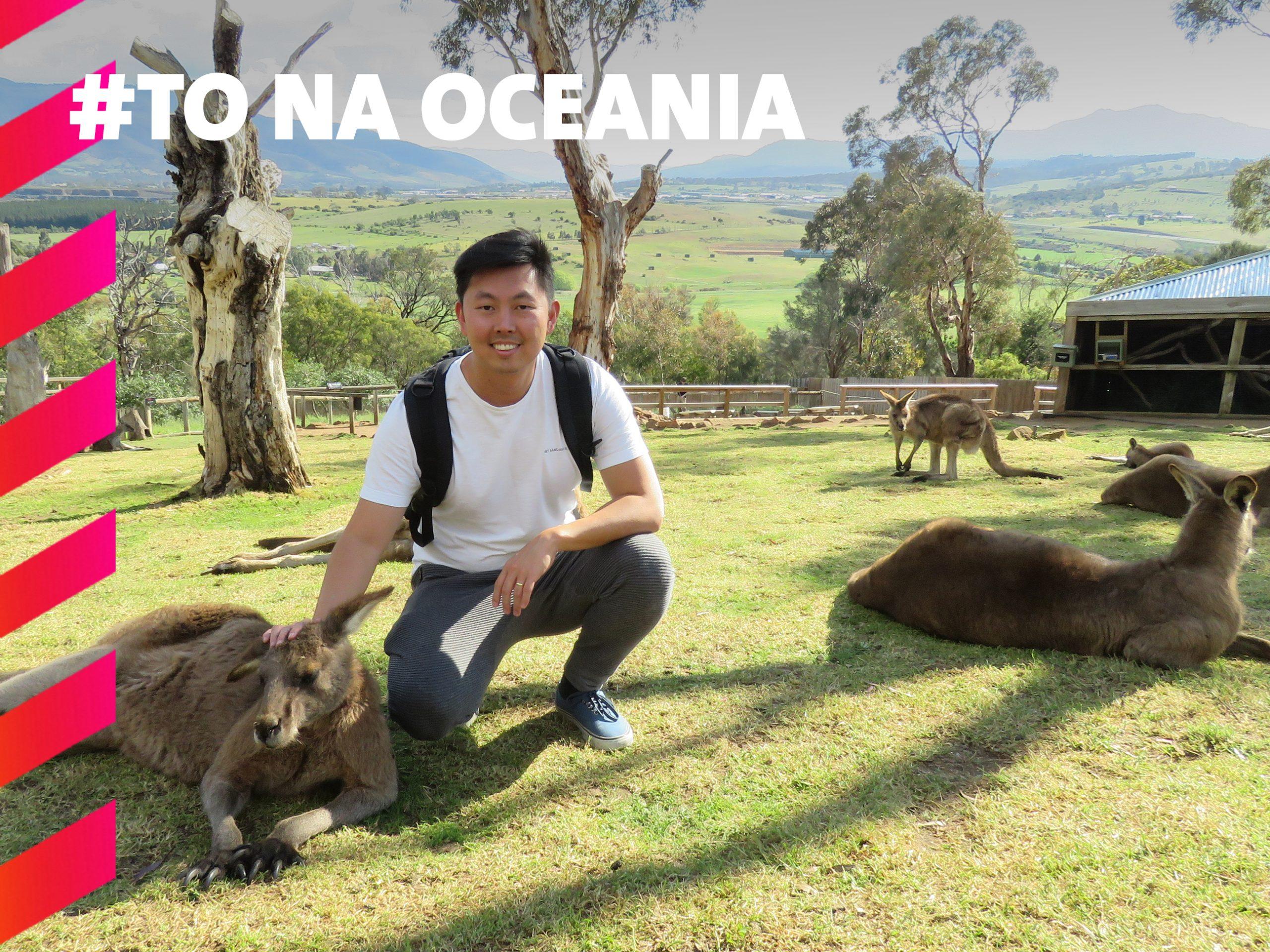 Bonorong Wildlife sanctuary, Tasmania.