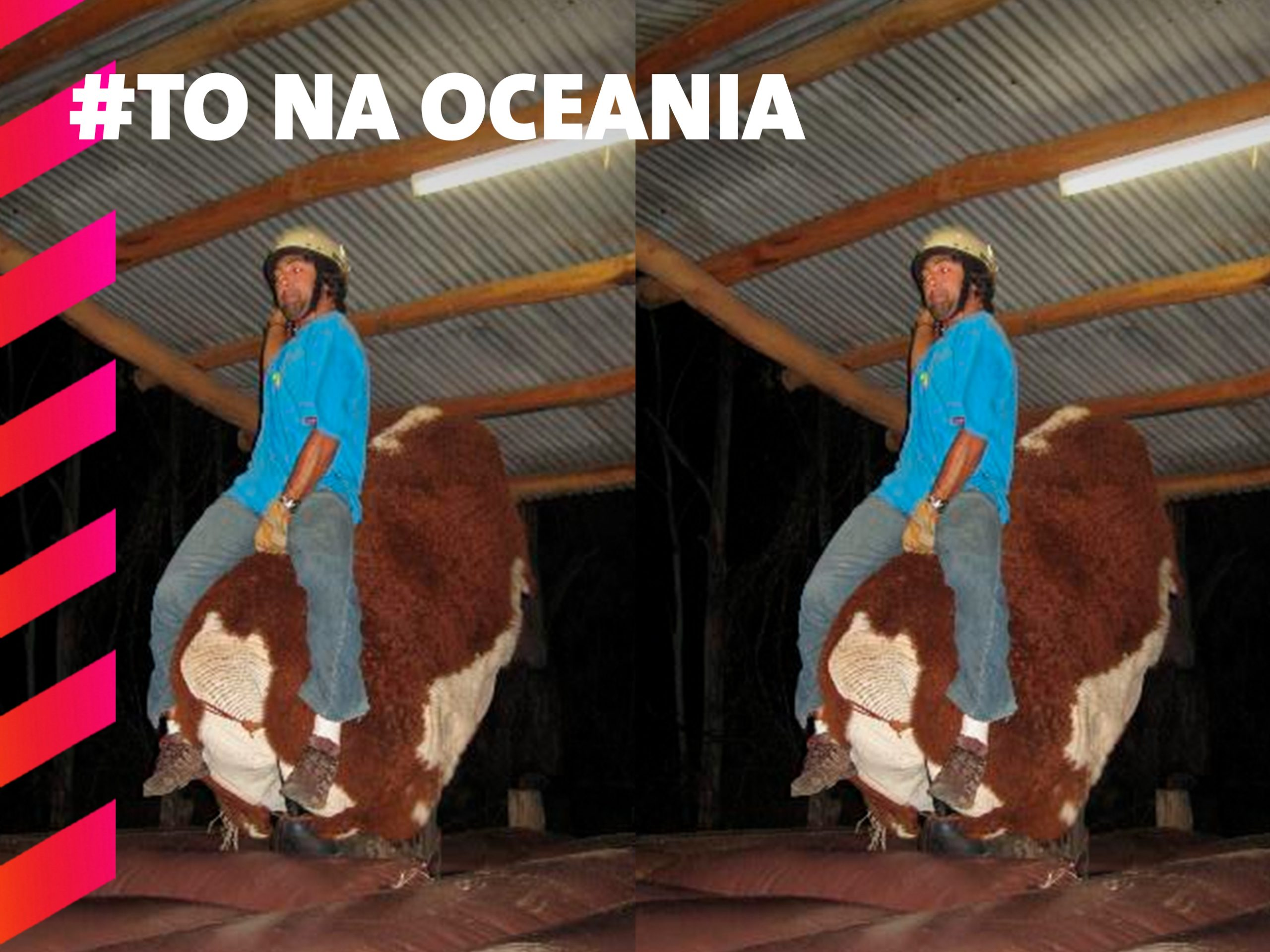 Bull mechanic Riding - Queensland