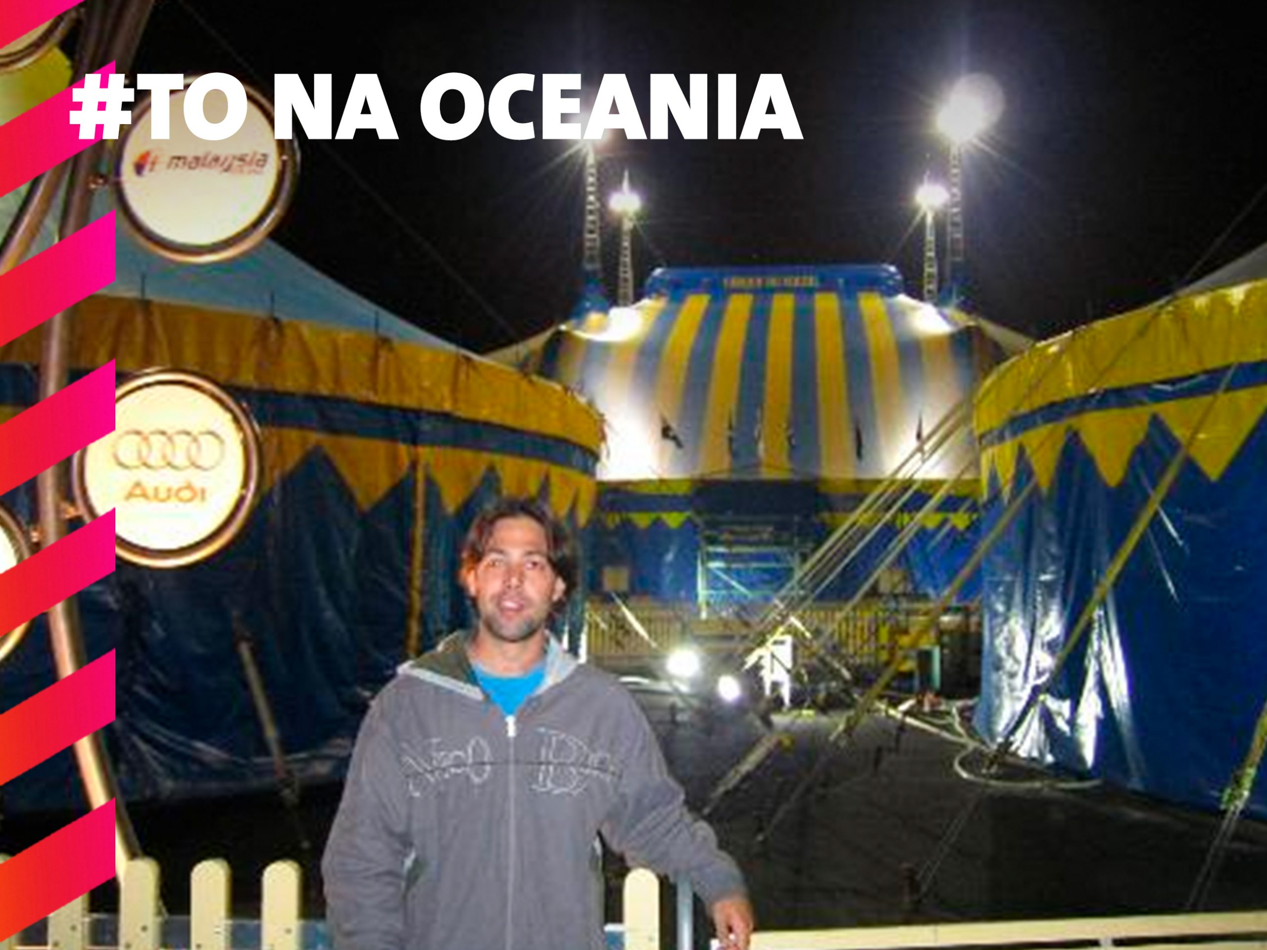 Cirque du Soleil -Perth